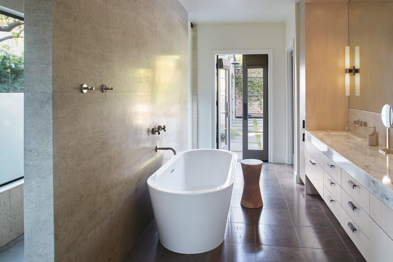 сучасний дизайн ванної кімнати