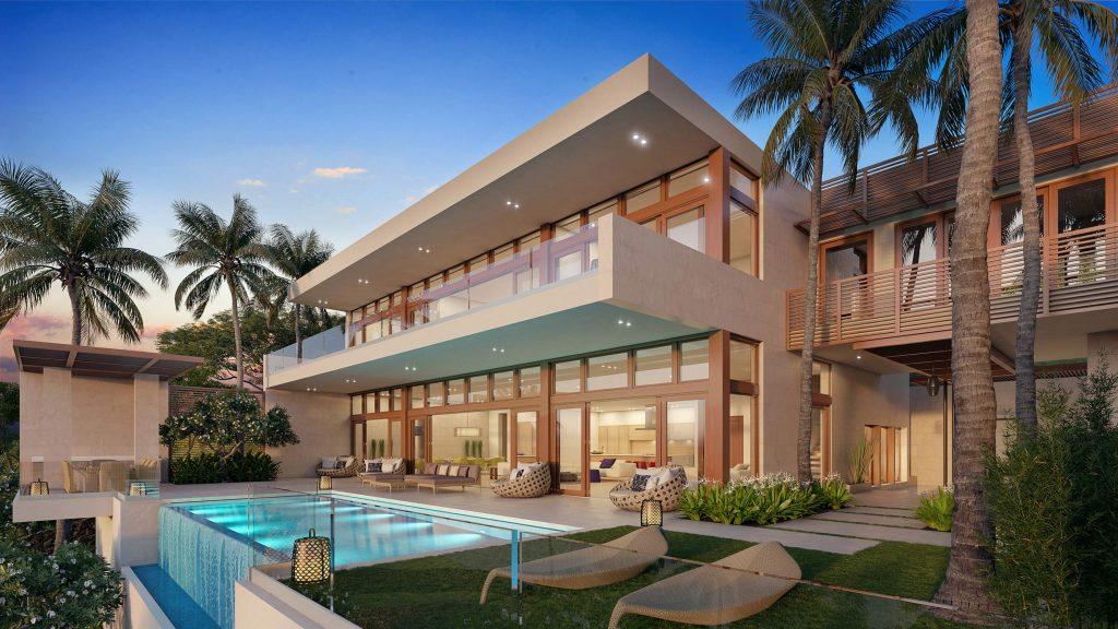 Realistic architectural visualization